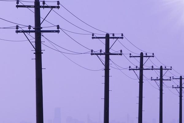 fiberglass pultrusion electricity pole